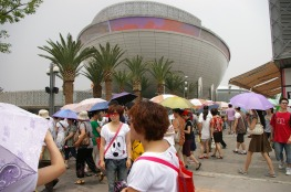 Shanghai Expo 2010: Better City, Better Line