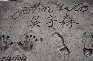 """John was here."""