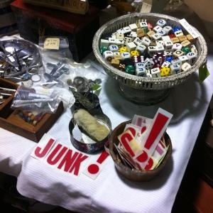 """""""Junk!"""""""