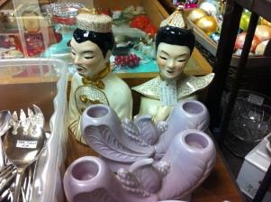 """Oriental"" Couple"