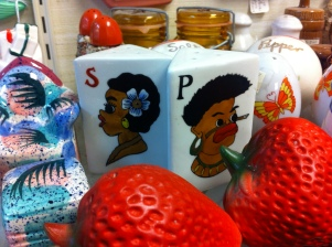 "Salt and Pepper ""Natives"""