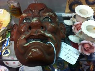 """""""Oriental"""" Mask"""
