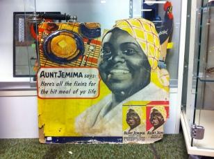 Aunt Jemima Advertisement