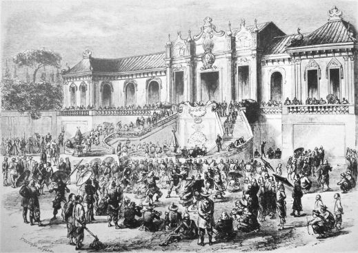 """Looting the Yuanmingyuan 1860"""