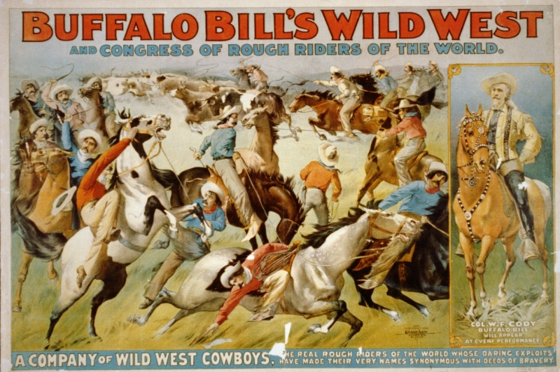 "The ""Wild West"" (Image: Wikipedia)"