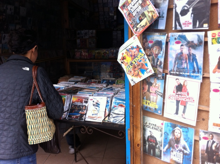 Knockoff Films and Software in Morocco