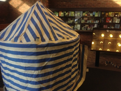 Library Enterance