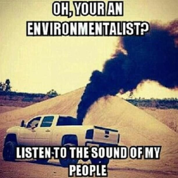 rollin coal