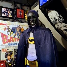 TV Batman's Costume