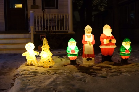 Cultural Categories: Christmas Lights