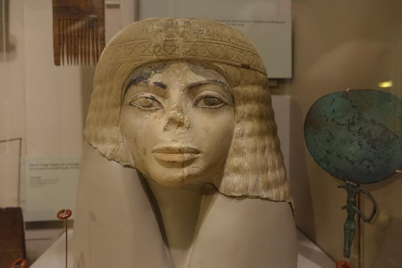 Michael Jackson Egyptian Statue